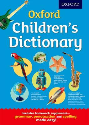 Oxford Children's Dictionary by Robert Allen