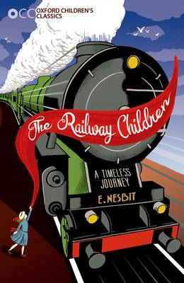 Cover for The Railway Children by E. Nesbit
