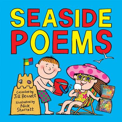 Cover for Seaside Poems by Jill Bennett