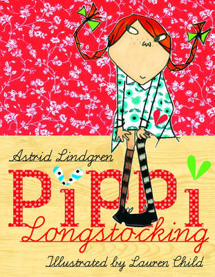 Pippi Longstocking, Hard Back Gift Edition by Astrid Lindgren