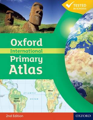 Oxford International Primary Atlas by Patrick Wiegand