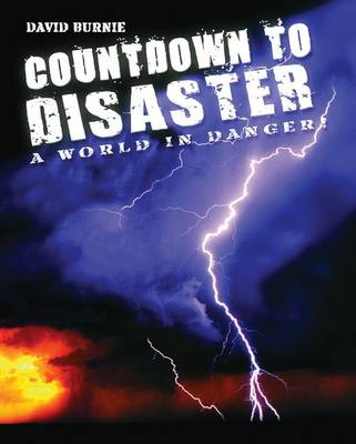 Cover for Countdown to Disaster by David Burnie
