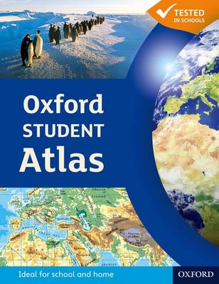 Oxford Student Atlas by Patrick Wiegand
