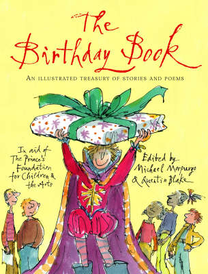 The Birthday Book by Michael Morpurgo