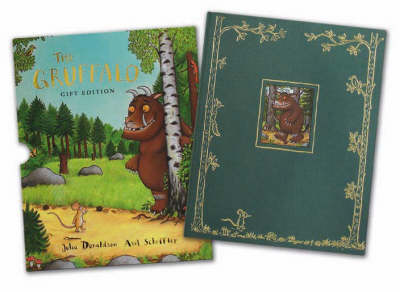 The Gruffalo Slipcase by Julia Donaldson