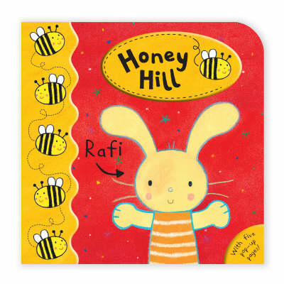 Honey Hill Pops: Rafi by Honey Hill