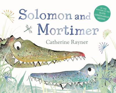Cover for Solomon and Mortimer by Catherine Rayner