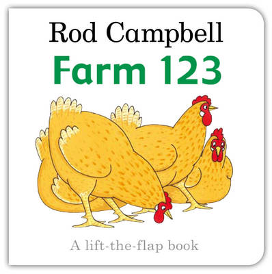 Farm 123 by Rod Campbell