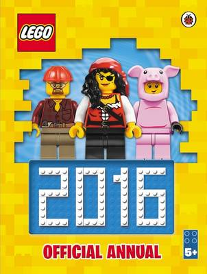 LEGO Official Annual 2016