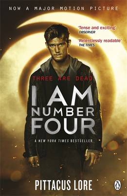 I am Number Four film tie-in edition by Pittacus Lore