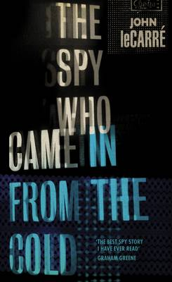 Cover for The Spy Who Came in from the Cold by John Le Carre