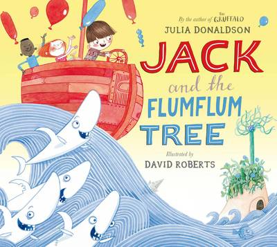 Jack and the Flumflum Tree by Julia Donaldson