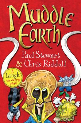 Cover for Muddle Earth by Chris Riddell, Paul Stewart
