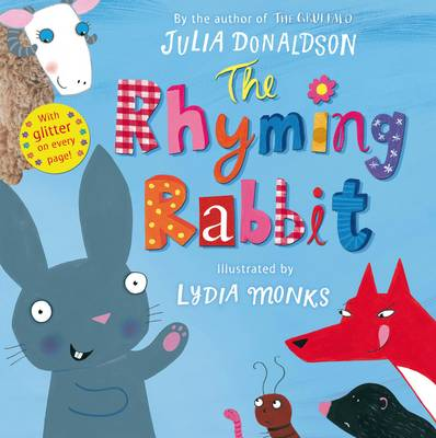 The Rhyming Rabbit by Julia Donaldson
