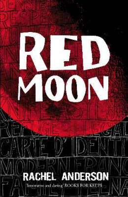 Cover for Red Moon by Rachel Anderson