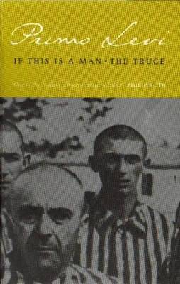 Cover for If This is a Man by Primo Levi