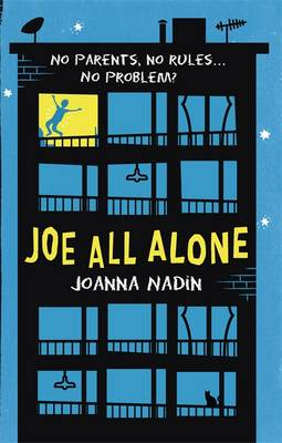Cover for Joe All Alone by Joanna Nadin