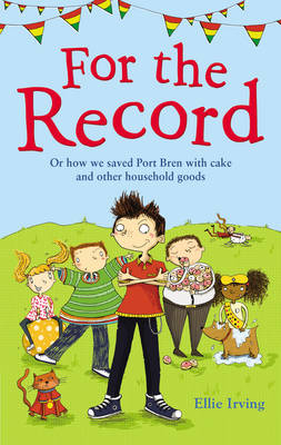 For the Record by Ellie Irving