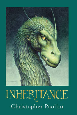 Inheritance Book Four by Christopher Paolini