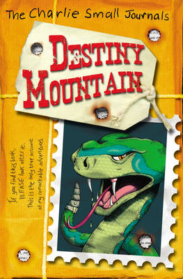 Cover for Charlie Small: Destiny Mountain by Charlie Small