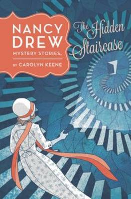 Cover for The Hidden Staircase by Carolyn Keene