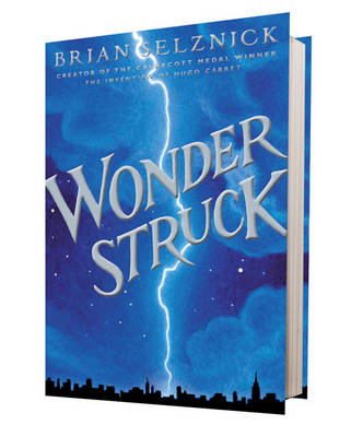 Cover for Wonderstruck by Brian Selznick