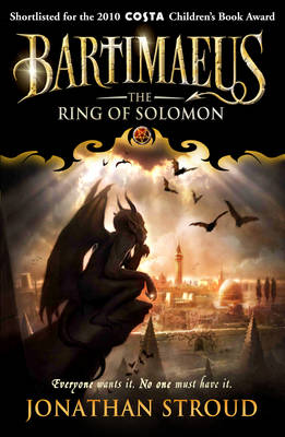 Bartimaeus: The Ring of Solomon by Jonathan Stroud