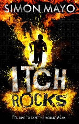 Cover for Itch Rocks by Simon Mayo