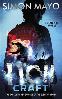 Cover for Itchcraft by Simon Mayo