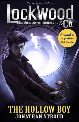 Cover for Lockwood & Co: the Hollow Boy by Jonathan Stroud