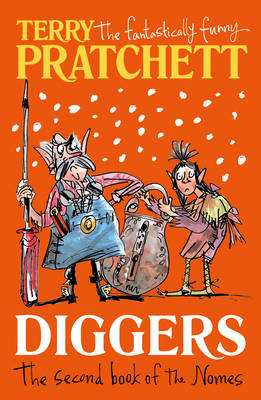 Diggers The Second Book of the Nomes by Terry Pratchett