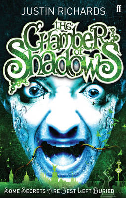 Cover for The Chamber of Shadows by Justin Richards