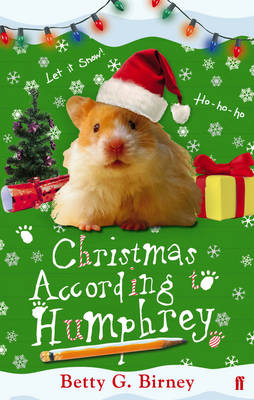 Cover for Christmas According to Humphrey by Betty G. Birney