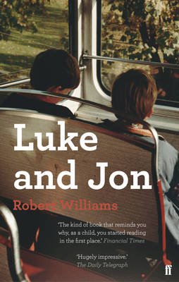 Luke and Jon by Robert Williams