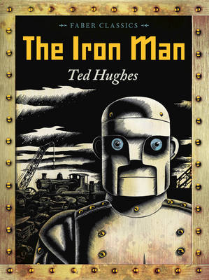 Image result for iron man ted hughes