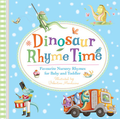 Dinosaur Rhyme Time by