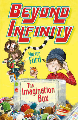 Cover for The Imagination Box: Beyond Infinity by Martyn Ford