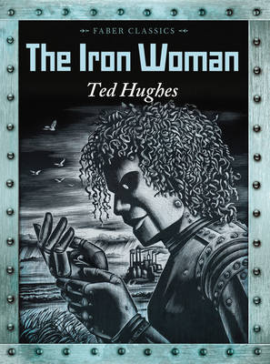 Cover for The Iron Woman by Ted Hughes