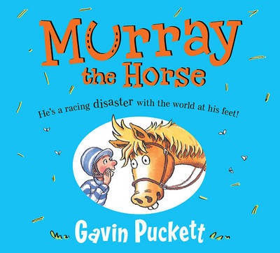 Murray the Horse by Gavin Puckett