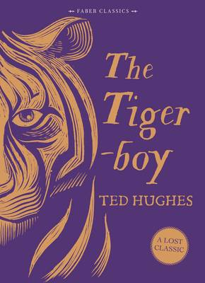 Cover for The Tigerboy by Ted Hughes