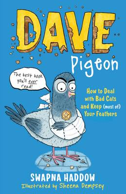 Cover for Dave Pigeon by Swapna Haddow