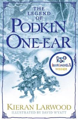 Cover for The Five Realms: The Legend of Podkin One-Ear by Kieran Larwood