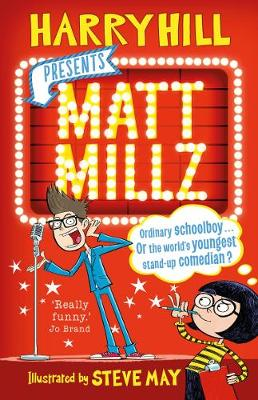Cover for Matt Millz by Harry Hill