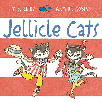 Cover for Jellicle Cats by T. S. Eliot