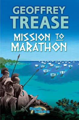 Cover for Mission to Marathon by Geoffrey Trease