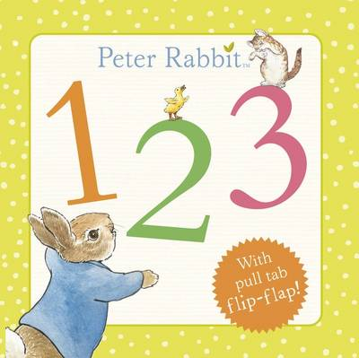 Peter Rabbit 123 by Beatrix Potter