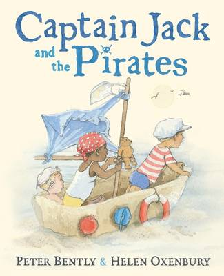Cover for Captain Jack and the Pirates by Peter Bently
