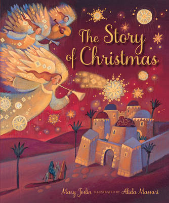 Cover for The Story of Christmas by Mary Joslin