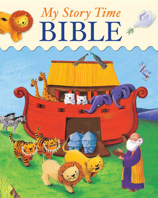 Cover for My Story Time Bible by Sophie Piper