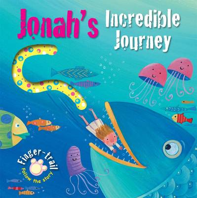 Jonah's Incredible Journey by Elena Pasquali
